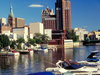Milwaukee Center On Milwaukees RiverWalk