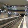 Les Agnettes Line 13 Platforms