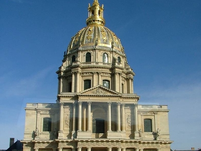 The Church At Les Invalides