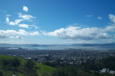 San Francisco Bay Seen From The Lawrence Hall Of Science