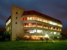 The Main Library Of Yantai University