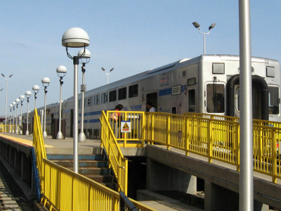 LIC LIRR Trains