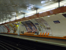Boucicaut Station