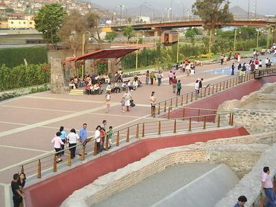 Lima City Walls