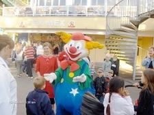 Mascot Of Linnanmaki