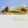 Lion Of Menekrates At The Corfu Museum