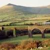 Lispole Railway Viaduct In Dingle