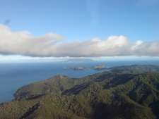Little Barrier Island From Above Great