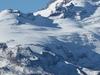 Fryingpan Glacier And Little Tahoma Peak