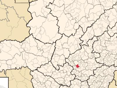 Location In Minas Gerais