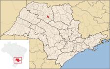 Location Of Ibir