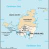Location Of Sint Maarten