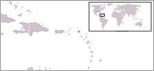 Location Of Sint Maarten