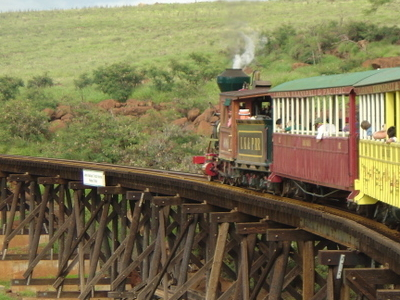 Lahaina, Kaanapali And Pacific Railroad