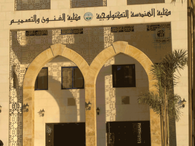 School Of Arts In Zarqa University