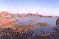 Circular Phumdis At Loktak Lake