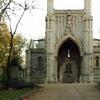 Nunhead Cemetery Entrance