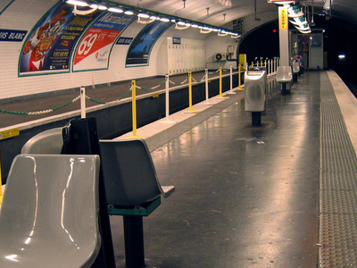 Line 7 Platform