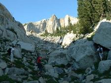 Lone Peak Utah Scamble