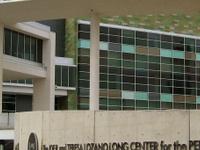 Centro longo de Artes Cênicas