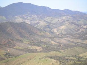 Lookout From Devil\'s Peak