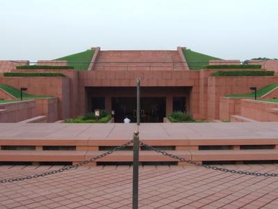Lotus   Temple   Information   Centre