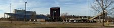 Louis Crews Stadium Panorama