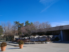 Louisville Zoo Entrance