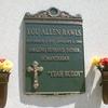 Lou Rawls\'s Tomb