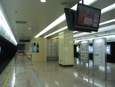 Loushanguan Road Station
