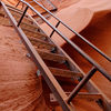 Stairs Of Lower Antelope Canyon