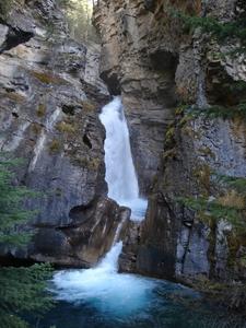 Lower Fall Johnston Canyon