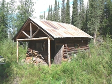 Lower Toklat Ranger Cabin