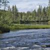 Luttojoki In Finland