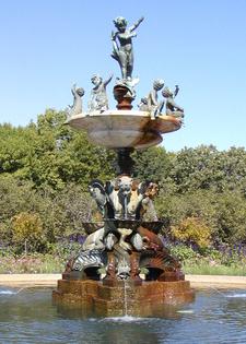 Heffelfinger Fountain
