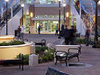 Outdoor Pedestrian Plaza \