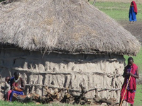 SPEND NIGHTS IN MASAI BOMA