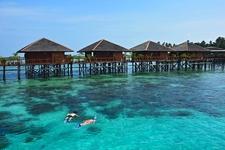 Mabul Island Sipadan Water Village
