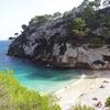Macarelleta Beach From Minorca