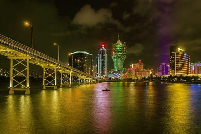 Hongkong & Macau Tour Photos