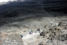 Machame Route Barafu Camp