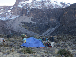 Mount Kilimanjaro 6 Days Trek Machame Route Fotos