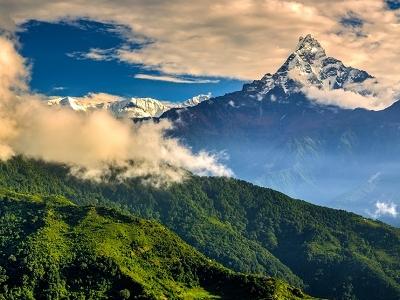 Machapuchare - Annapurna - Nepal