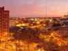 Macon Night Skyline 2