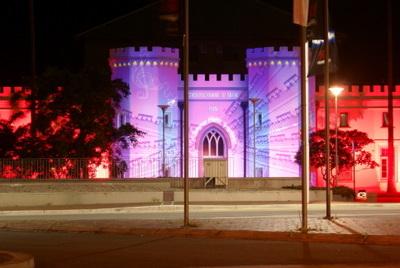 Macquarie  Night  Lights
