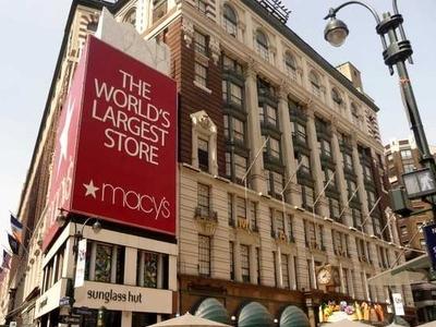 Macy's Herald Square Building
