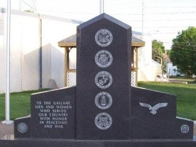 Madeliawarmemorial