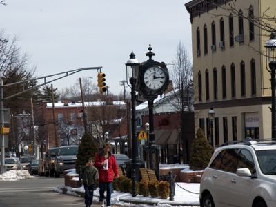 Madison  New  Jersey Downtown