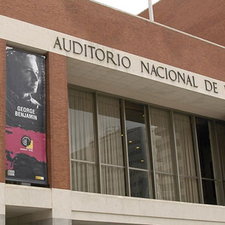 Madrid Region Orchestra. Concert No. 7 In The National Music Aud