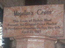 Magellans Cruz In Cebu City